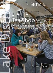Tea Shop Walks by Vivienne Crow
