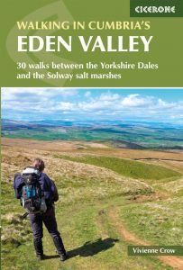 Walking in Cumbria's Eden Valley (Second Edition) by Vivienne Crow