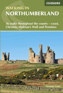 Walking in Northumberland by Vivienne Crow